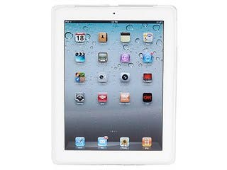 Product Image for Premium TPU Case for iPad® 2, iPad 3, iPad 4 - White