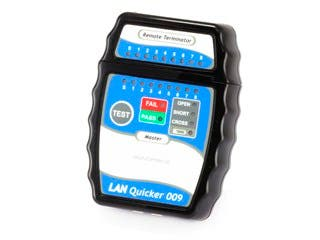 Product Image for Quick RJ-45 Network Cable Tester
