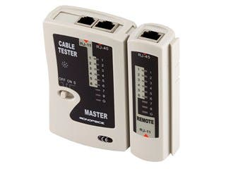 Product Image for RJ-11 and RJ-45 Modular Plug Tester