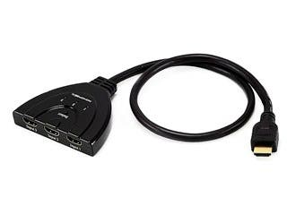 Product Image for 3X1 Pigtail HDMI® Switch