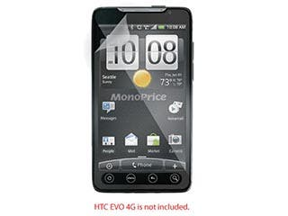 Product Image for Screen Protective Film w/ Matte Finish for HTC EVO 4G