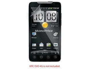 Product Image for Screen Protective Film w/ Privacy Finish for HTC EVO 4G