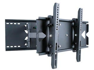Product Image for Titan Series Full-Motion Wall Mount for Medium 20 - 55 inch TVs 130lbs Black