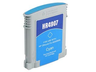 Product Image for MPI remanufactured HP C4907AN (HP 940XLC) Inkjet-Cyan (High Yield)