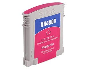 Product Image for MPI remanufactured HP C4908AN (HP 940XLM) Inkjet-Magenta (High Yield)