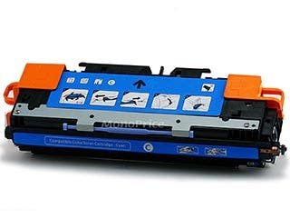 Product Image for MPI remanufactured HP Q2681A Laser/Toner-Cyan