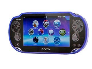 Product Image for PlayStation Vita TPU Case - Dark Blue