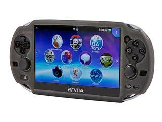 Product Image for PlayStation Vita Silicone Glove Case - Black