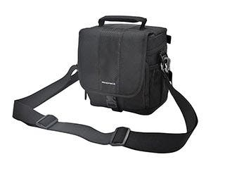 Product Image for SLR/ Fixed Lens Medium Camera Bag - Black