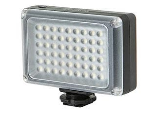 Product Image for LED Camera Light with 54-Piece LED and 5,500K Color Temperature