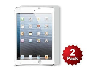 Product Image for Screen Protector (2-Pack) w/ Cleaning Cloth for iPad mini™ - Transparent Finish
