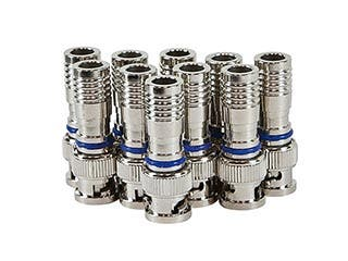 Product Image for [10pcs] Male BNC Compression Connector for RG-59