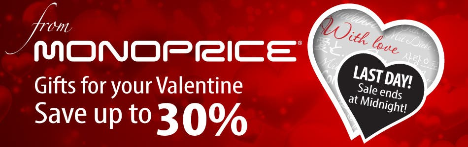 From Monoprice® with Love