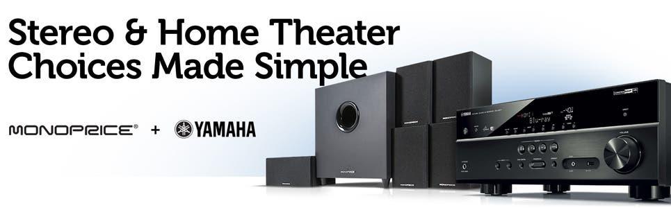 Yamaha Landing Page