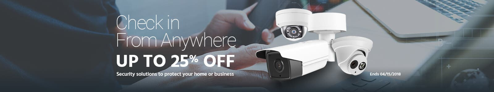 Security Camera Sale