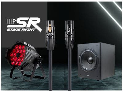 Pro Audio Sale, Up To 30% Off Speakers | Stage Lights | Amps & More! Shop Now