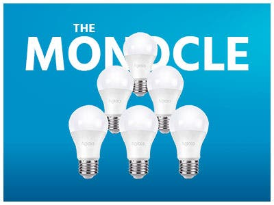 The Monocle. One Day. One Deal. One Incredibly Low Price. Aglaia 5.5W LED Light Bulbs (6 Pack) $4.99 + Free Standard US Shipping Ends 6/24/19 While Supplies Last