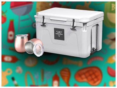 Summer BBQ Sale, Up To 40% Off Coolers, Wine Tumblers, & More! Shop Now