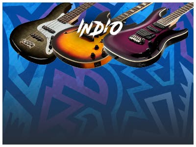 Indio Guitars! Jam in Savings! Electric | Bass | Mini Guitars