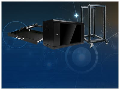 Network Racks & Cabinets. Rack solutions for professional network, security, and AV.