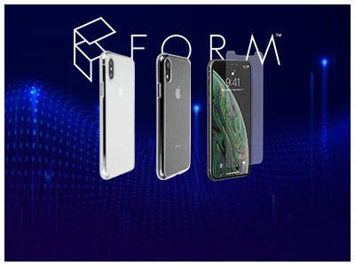 FORM iPhone Cases! 15% iPhone Cases for XS | XR | XS Max | + Free Shipping!