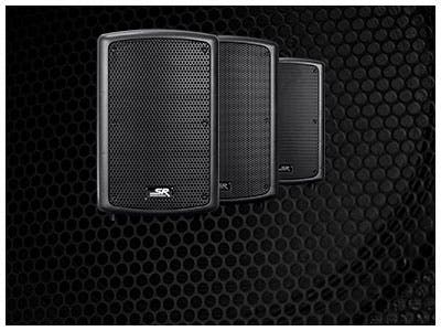 Stage Right PA Speakers! Tremendous Sound Pressure with Impressive Detail.