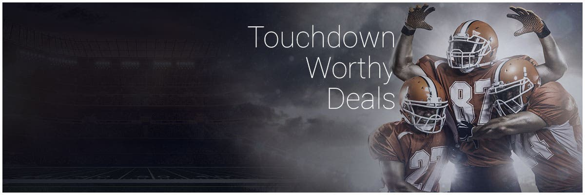 Touchdown worthy deals, Save Up To 40% Off! Home Theater Systems | Wall Mounts | Chargers | & More! limited time offer