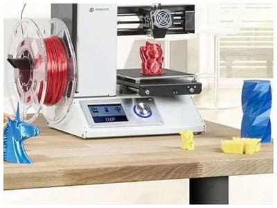 MP 3D Printer Sale Refurbished & Open Box | Starting at $89.99 | Refurbished and Open Box Products Go Trhough a Rigorous testing process and are guaranteed to work like new | Shop Now