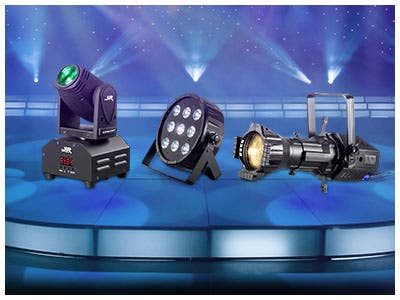 Stage Prep Sale, Up To 38% Off Lighting | Truss & Hardware | & More! Limited Time