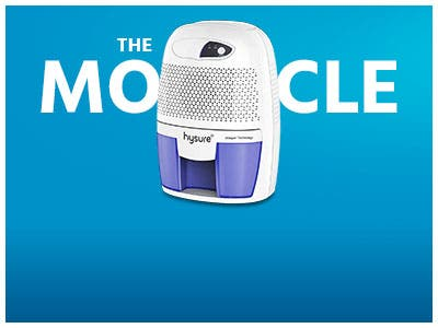 The Monocle. One Day. One Deal. One Incredibly Low Price. Hysure Portable Mini Dehumidifier $24.99 + Free Standard US Shipping Ends 09/19/19 While Supplies Last