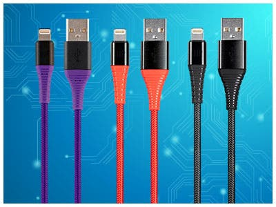 USB-C Cables, Durable | Flexible | Mutliple Colors and Lengths Avaialble.