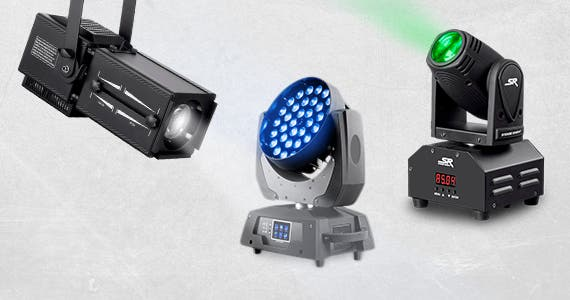 Light Up The Stage Up To 68% Off  Stage Lights & Accessories!  End 01/19/20