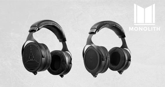 Monolith Headphones, The Best Value In High End Audio!