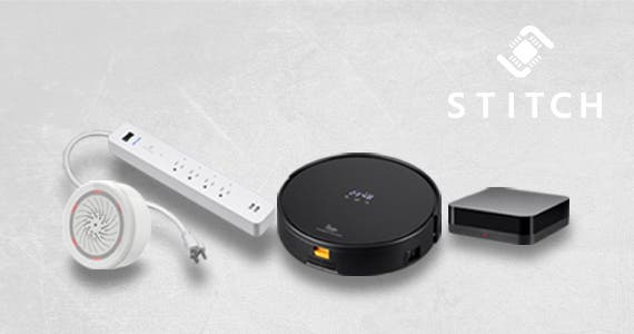 Discover Stitch, An All-In-One Smart Home Experience. No Monthly Fees | No Hubs | Buy As You Need. Shop Now