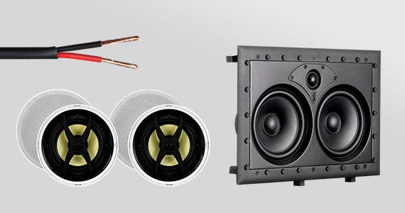 Modern Materials for Stunning Sound Up To 20% OFF  In-Wall Speakers & Accessories Limited Time Offer Shop Now >