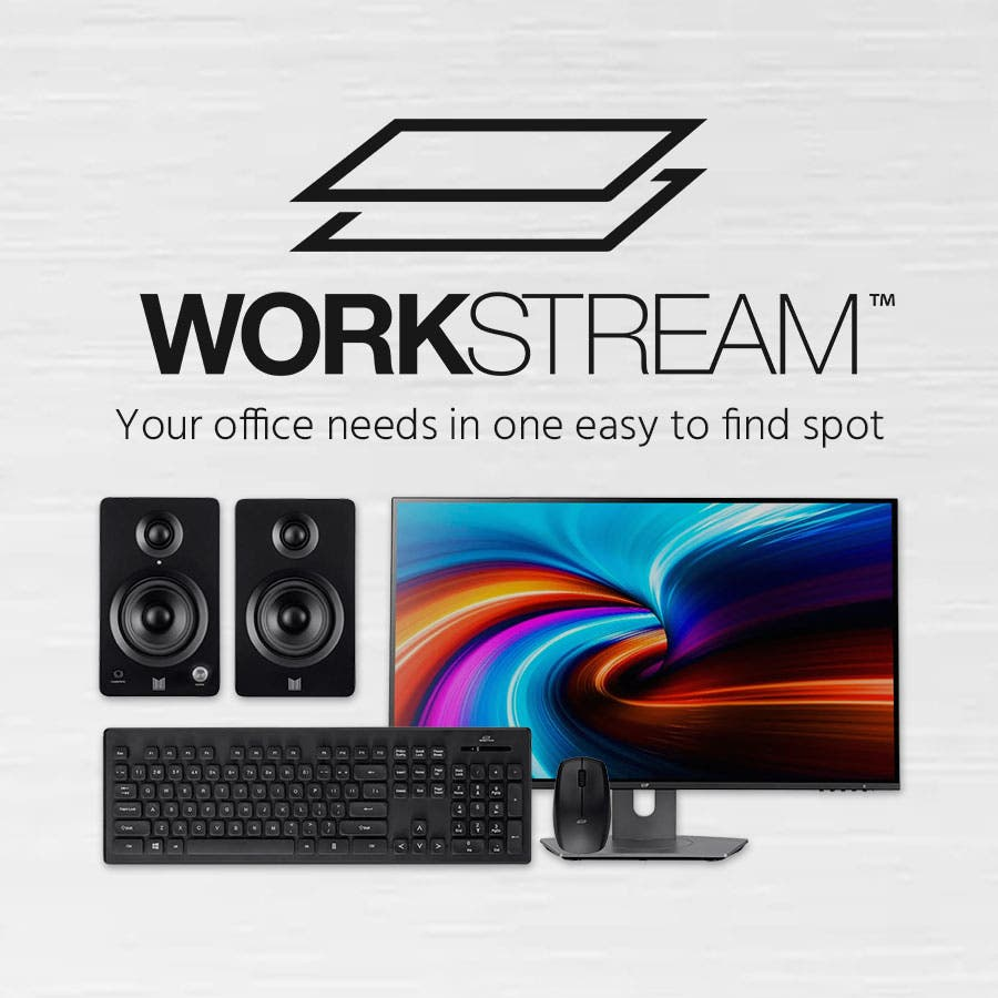 Workstream Your office needs in one easy to find spot