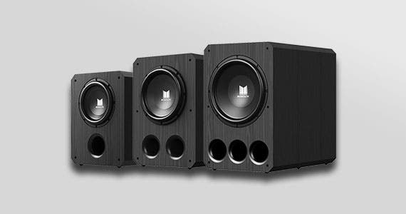 Back in Stock Monolith Subwoofers 10in, 12in, and 15in THX Certified Subwoofers | Free Shipping | 5 Year Warranty