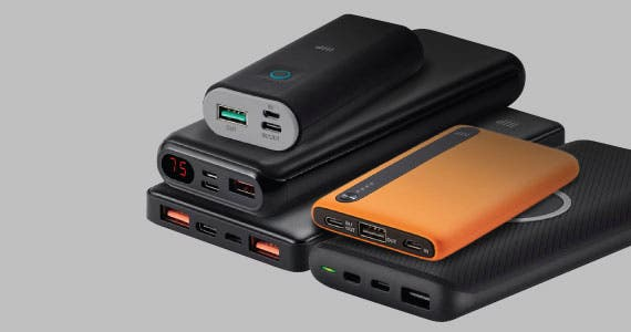 POWER BANKS Stay Fully Charged Around the Home