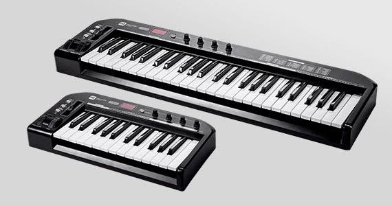 MIDI Keyboards | Easily and Expertly Control Your Virtual Instruments and Music Software