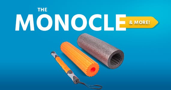 The Monocle. & More One Weekend. One Deal. LiveUp Sports Yoga Roller Set for Deep Tissue Massage and Muscle Recovery $27.99 + Free Standard US Shipping  Ends 05/31/20 While Supplies Last