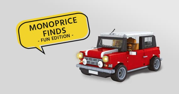 MONOPRICE FINDS - Fun Edition An ever-changing selection of handpicked items just for you While Supplies Last Shop Now