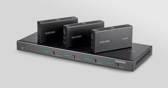 Blackbird logo  Up to 20% off HDBaseT Solutions Shop Now