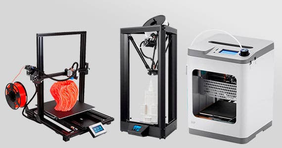 Up to 50% off  3D Printer Sale  From Beginner to Professional, find the 3D printer that best fits you. Shop Now >