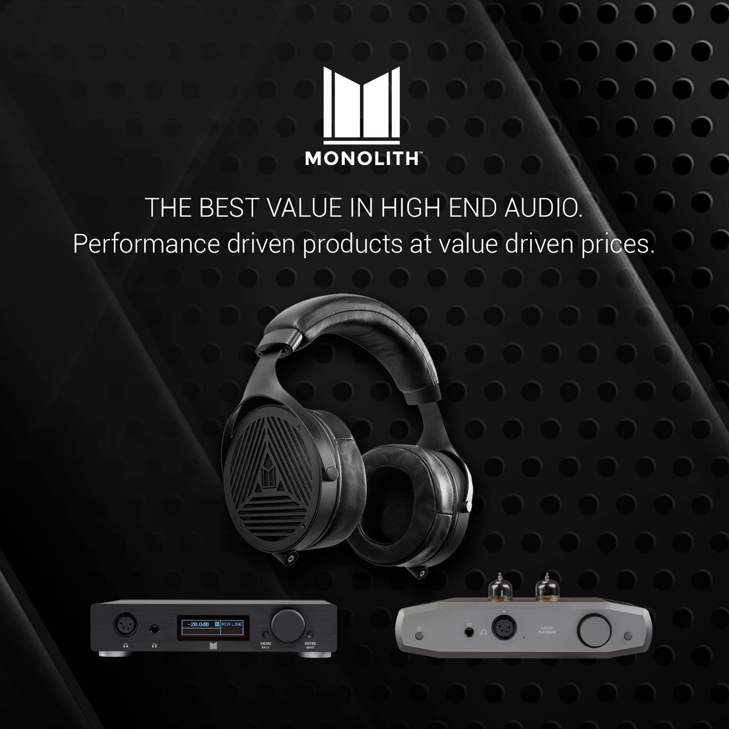 Monolith by Monoprice - The best value in high end audio. Performance driven products at value driven prices.