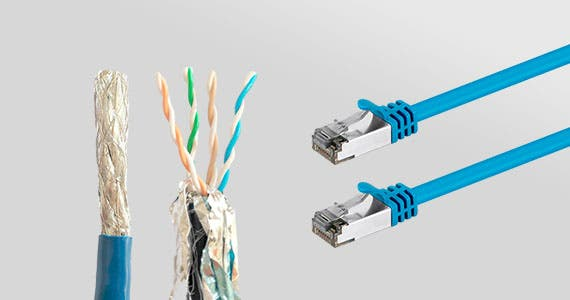 Entegrade Series Cat8 High Performance Bulk & Patch Networking Cables