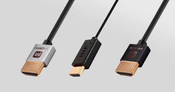 Up to 50% Off HDMI Cable Multi-packs | Packs: 3, 5, 10 Backed by a Lifetime Warranty