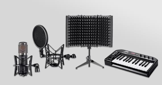 Studio Recording Essentials Get Setup: Everything You Need and Why Shop Now >>