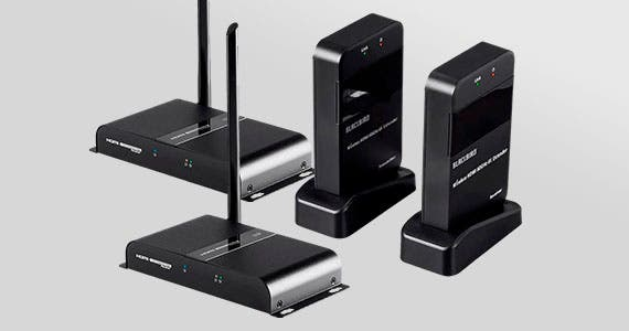 Blackbird Extenders | Wired & Wireless | Easily Solve All Your Video Transmission Needs