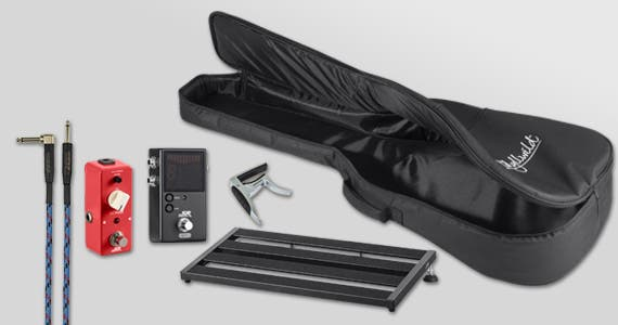 Up to 40% Off | Guitar Accessories for Those About to ROCK