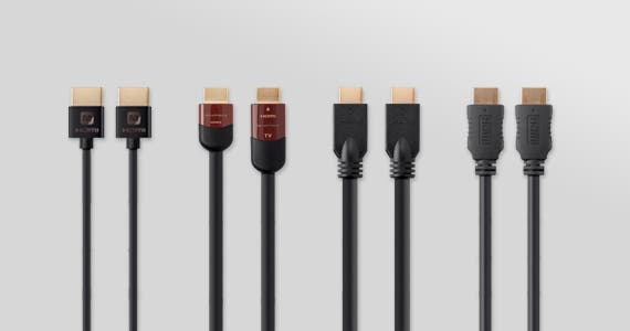 Our Best HDMI Cables | Now with Free Shipping and (as always) Lifetime Warranty on All Cables